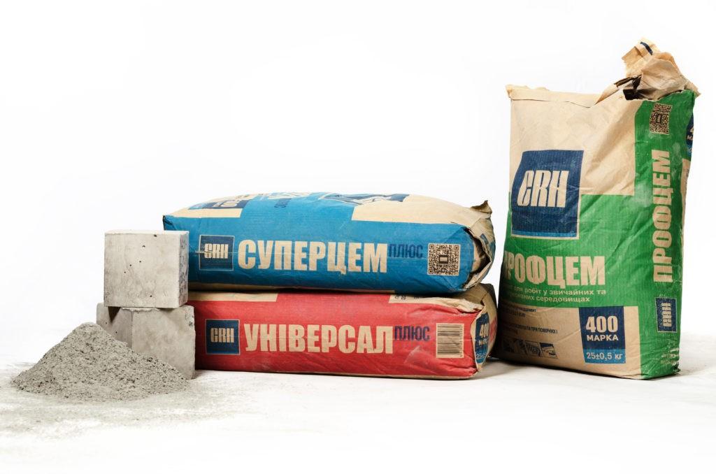 CRH – один из ведущих производителей цемента в мире
