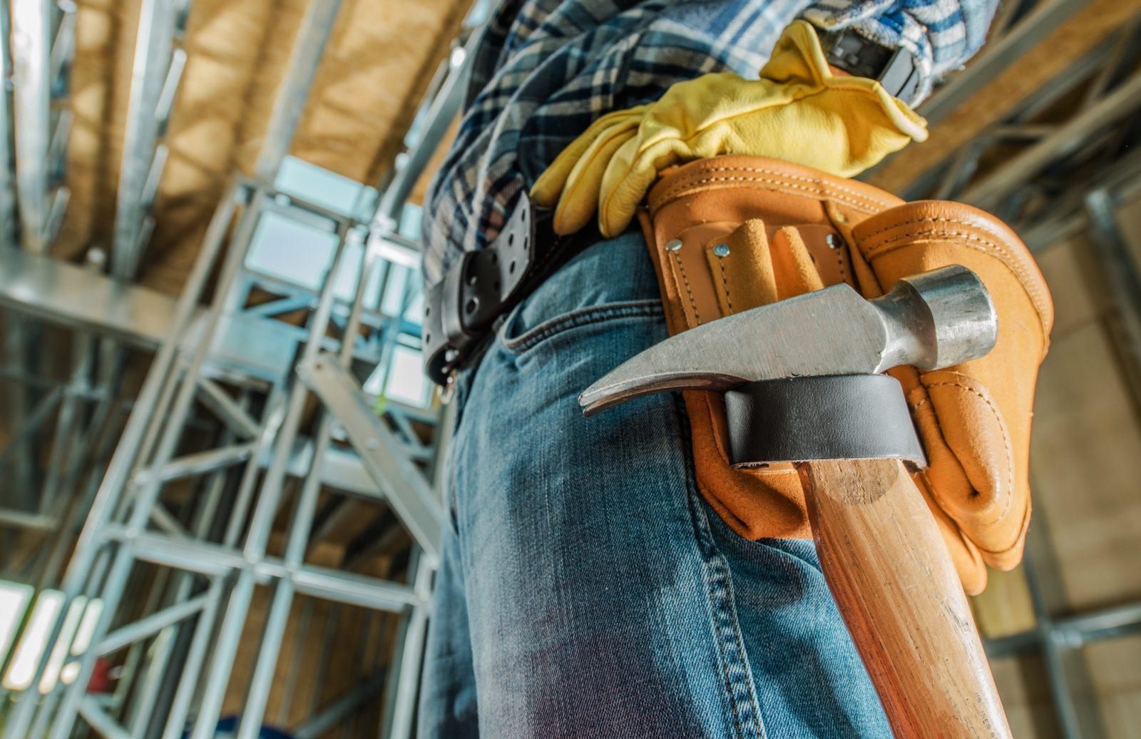 Безопасная работа с цементом и бетоном.