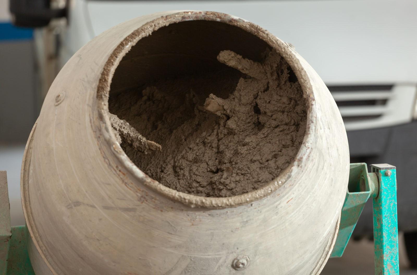 Основные физические свойства цемента