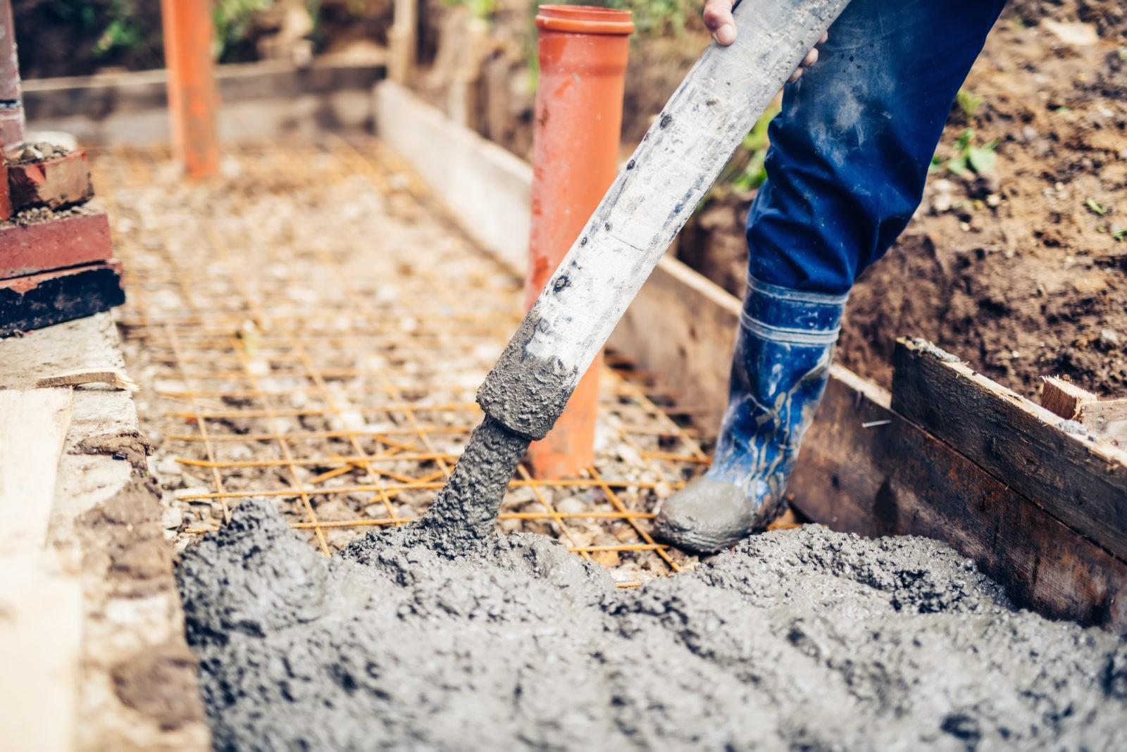 Есть ли разница между цементом и бетоном.