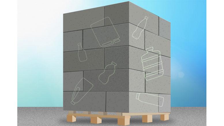 Добавка в бетон. Пластик делает бетон прочнее