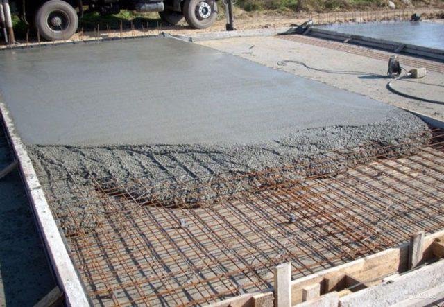 Факторы, влияющие на скорость обезвоживания бетона