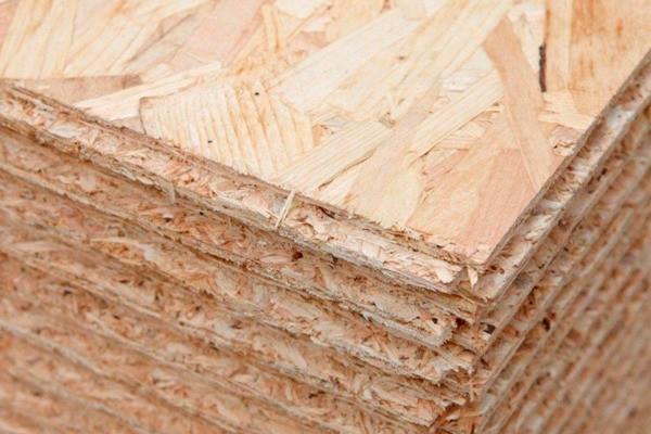 Виды и характеристики древесных плит
