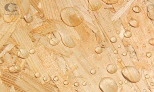 Обработка ОСБ плит для дополнительной влагостойкости