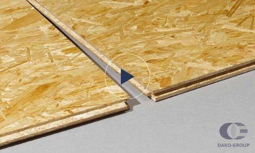 Область применения ОСБ плит разной толщины