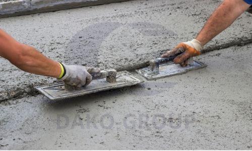 Водонепроницаемый бетон. Его виды и характеристики