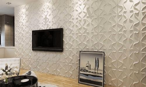 Декоративный пенопласт - альтернативный материал для отделки